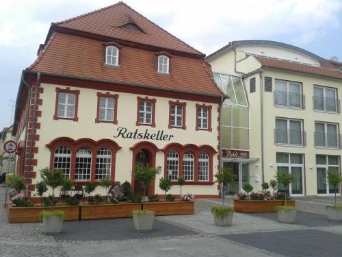 . Garni-Hotel zum alten Ratskeller