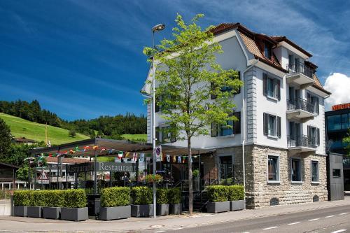 Hotel Freihof - Unterägeri