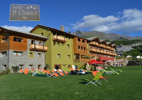 Hotel La Chance - Pila
