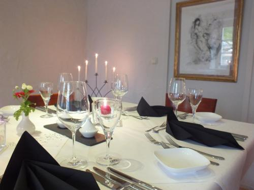 Rezas Bistro Restaurant Gästehaus