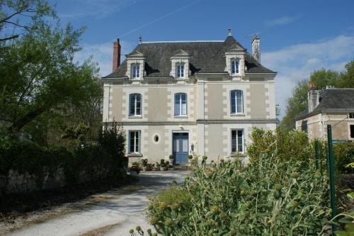 Chambre d'hôte Moulin de l'Aumonier - Accommodation - Beaulieu-lès-Loches