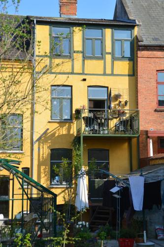 City House, Pension in Odense