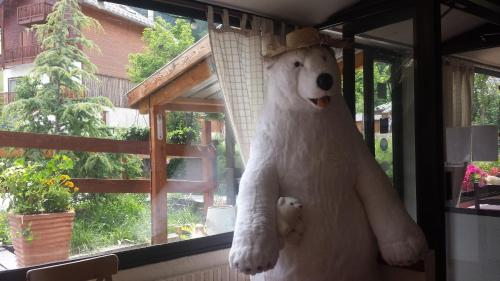 L'Ours Blanc - Hotel - Allos