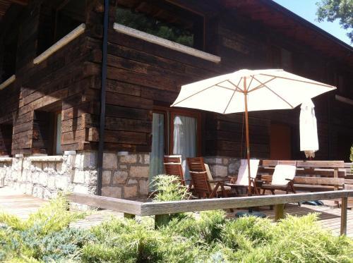 Suite mit Gartenblick Hotel Rural Las Rozuelas 10