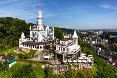 Château Gütsch - Hotel - Luzern