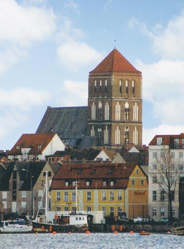 . Hotel Altes Hafenhaus