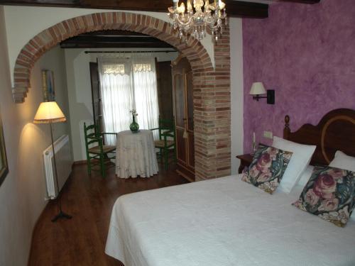 Doppel- oder Zweibettzimmer Casa del Infanzón 19