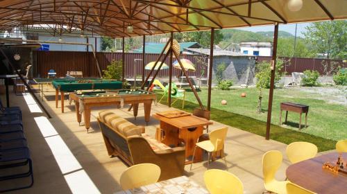 Guest House Nika, Vardane