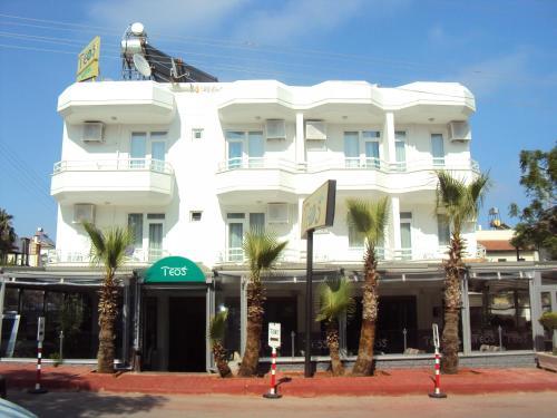Antalya Teos Hotel ulaşım