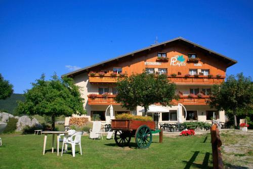 Hotel Les Playes Villard de Lans