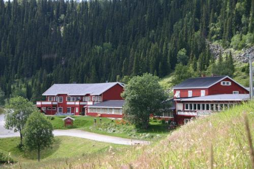 . Grønolen Fjellgard