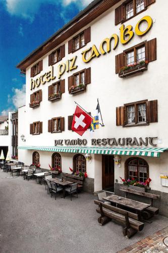 Hotel Piz Tambo - Splügen