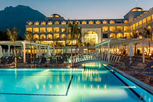 Goynuk Karmir Resort & Spa harita