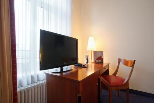 AZIMUT Hotel Kurfuerstendamm Berlin Люкс
