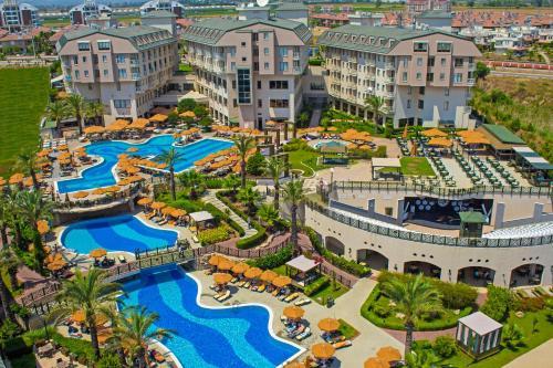 Side Novum Garden Side Hotel harita