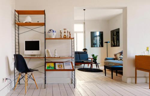 ". Design Apartments ""Hier war Goethe nie"""