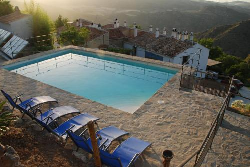 Accommodation in Ardales