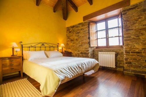 Doppel- oder Zweibettzimmer Casa do Merlo 23