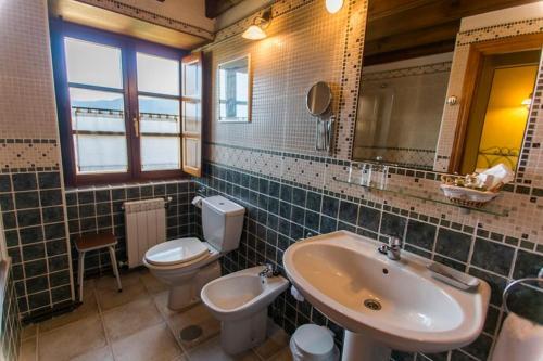 Doppel- oder Zweibettzimmer Casa do Merlo 31