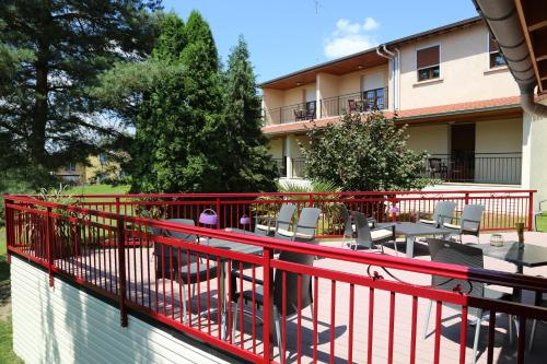 Accommodation in Saint-Pierremont