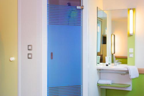Фото отеля ibis budget Nantes St Herblain
