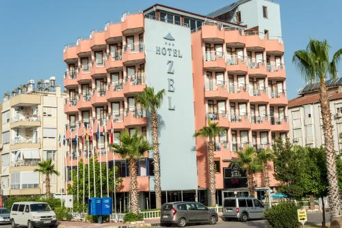 Antalya Zel Hotel tatil