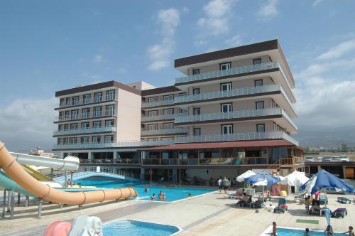 İskenderun Club Casmin Hotel rezervasyon