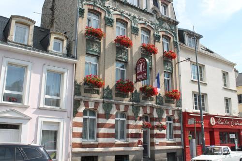 Hotel Napoléon - Hôtel - Cherbourg-en-Cotentin