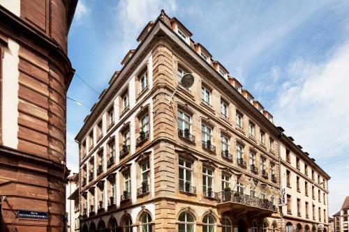 Hôtel Gutenberg - Hôtel - Strasbourg
