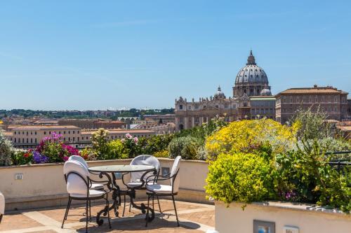 Atlante Star Hotel, Rome, Italy