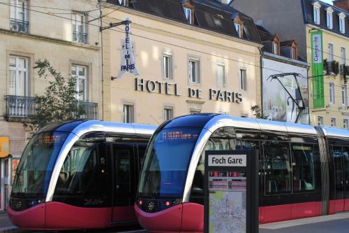 . Hôtel De Paris