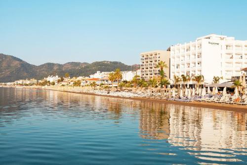 Marmaris Sunprime Beachfront Hotel(A la carte All Inclusive-Adult Only) directions