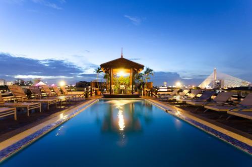 Khaosan Palace Hotel impression