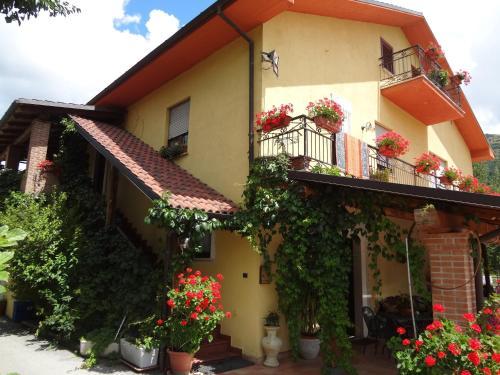 Accommodation in Cagnano Amiterno