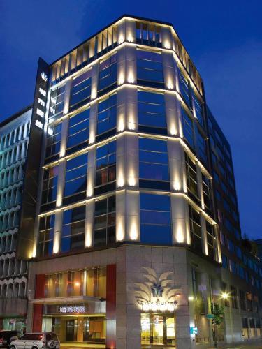 . City Suites - Taipei Nanxi