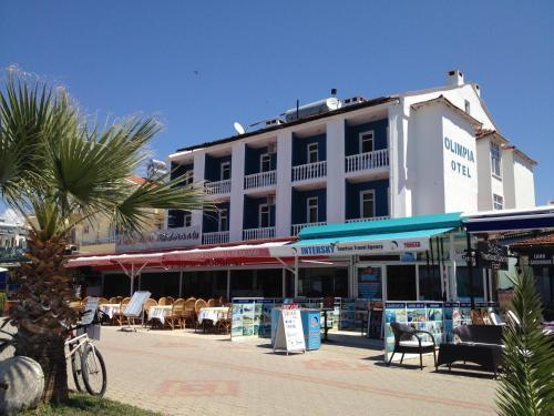 Fethiye Olimpia Hotel fiyat