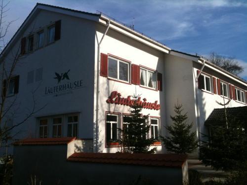 Hotel Landgasthof Lauterhausle