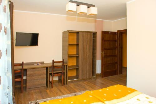 Cameră dublă sau twin cu baie (Double or Twin Room with Bathroom)
