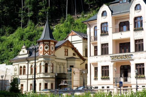 Hotel Most Slávy obrázok