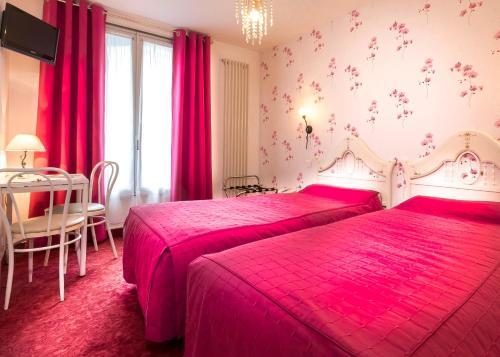 Hotel Le Clos d'Alésia photo 13