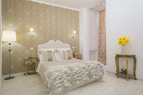 Habitación doble interior Hostal Central Palace Madrid 17