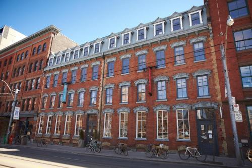111D Queen Street East, Toronto, Ontario, Canada.