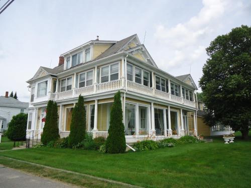 . Governor's Mansion Inn