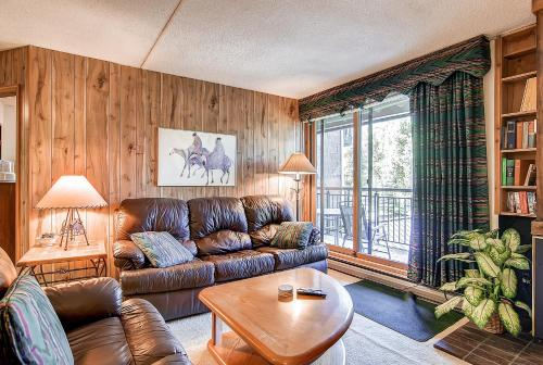 One-Bedroom Condo 301 at Trails End - Breckenridge, CO 80424