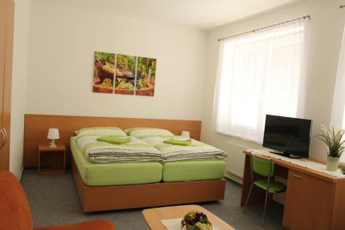 Quarto Duplo ou Twin com Kitchenette  (Double or Twin Room with Kitchenette)