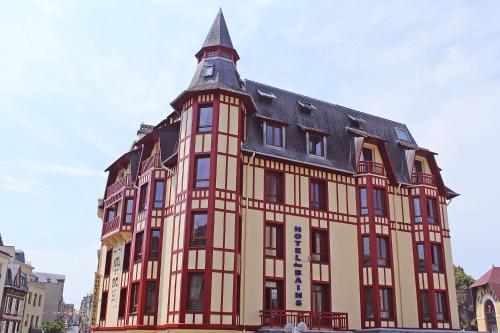 Hotel Des Bains - Hôtel - Granville