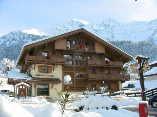 Alpine Lodge 8 Les Contamines-Montjoie