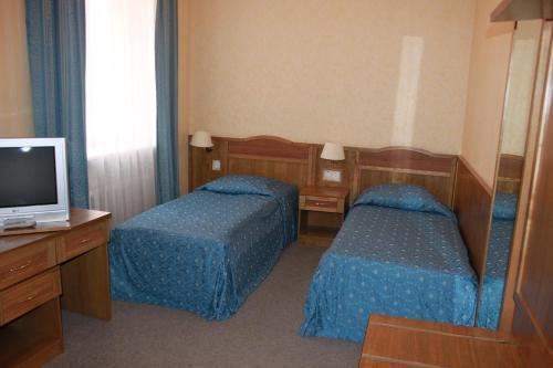 Гостиница Москва Двухместный номер с 2 отдельными кроватями