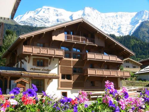 Alpine Lodge 1 Les Contamines-Montjoie