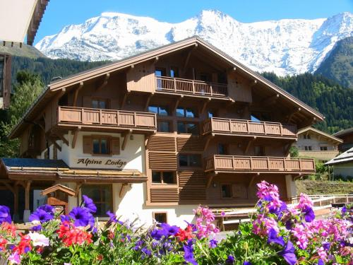 Alpine Lodge 4 Les Contamines-Montjoie